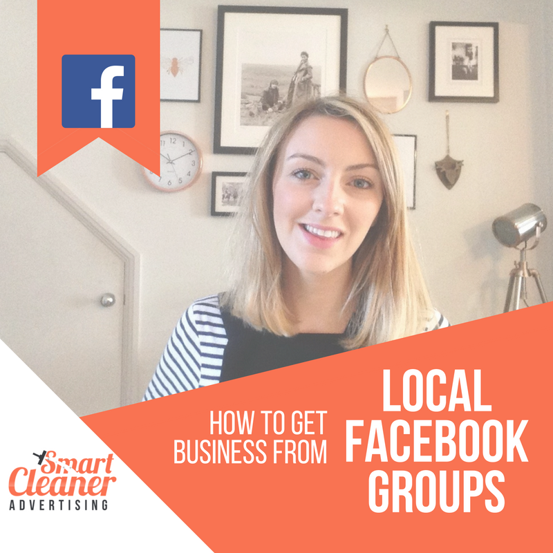 How To Get More Business From Local Facebook Groups